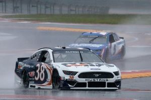 Anthony Alfredo, Front Row Motorsports, Ford Mustang MDS