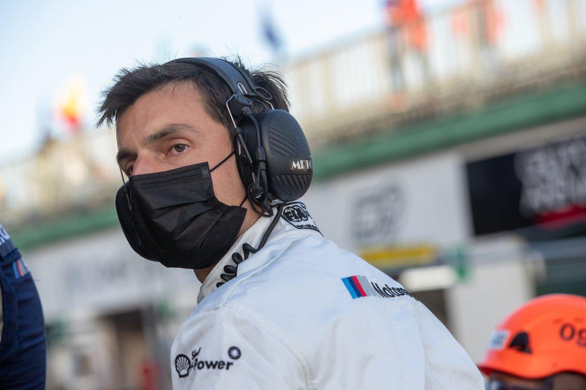 #7 Ceccato Motor Racing-BMW Team Italia, BMW M6 GT3: Bruno Spengler