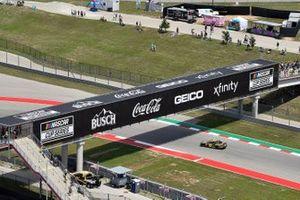 Brandon Jones, Joe Gibbs Racing, Toyota Supra YeeYee