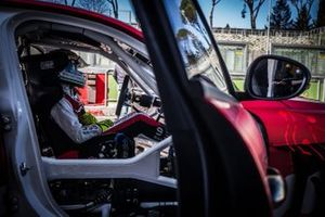 Luca Filippi, Romeo Ferraris, Alfa Romeo Giulia ETCR