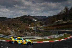#16 Mercedes-AMG HRT Team Bilstein Mercedes-AMG GT3: Adam Christodoulou, Maro Engel, Luca Stolz, Hubert Haupt