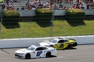 Carson Ware, SS Green Light Racing, Chevrolet Camaro Jacob Companies, Alex Labbe, DGM Racing, Chevrolet Camaro Can-Am