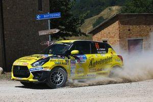 Simone Goldoni, Alessandro Mattioda, Suzuki Swift Sport Hybrid