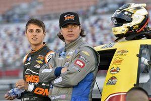 Zane Smith, GMS Racing, Chevrolet Silverado Good Sam and Sheldon Creed, GMS Racing, Chevrolet Silverado