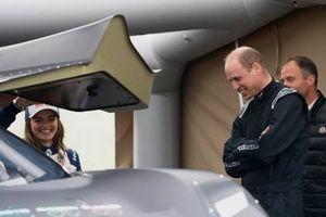 Catie Munnings, Andretti United Extreme E e Sua Altezza Reale il Principe William, Duca di Cambridge