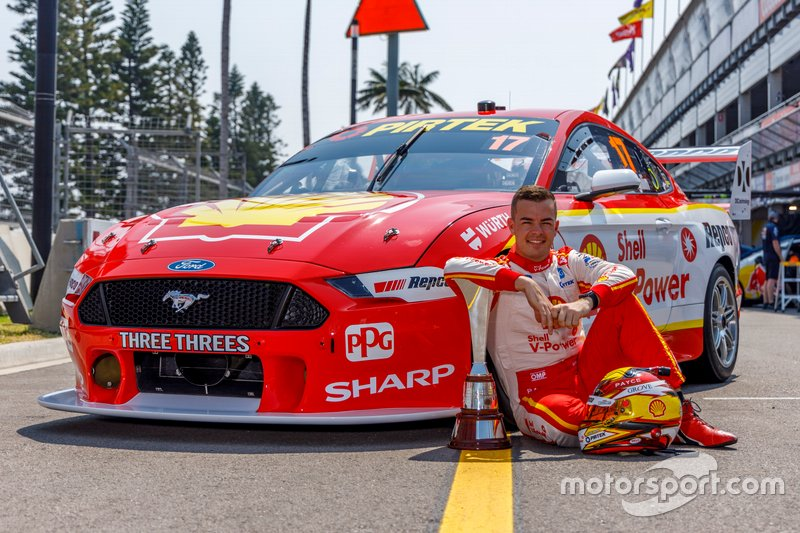 2019 - Supercars: Scott McLaughlin (Ford Mustang GT)