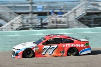 Reed Sorenson, Spire Motorsports, Chevrolet Camaro TOTAL QUARTZ Oil / Rousseau