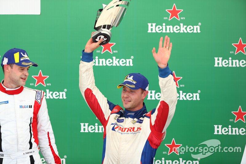 Marçal Müller, Porsche Cup