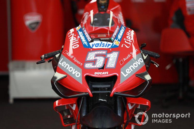 Moto del Ducati Team