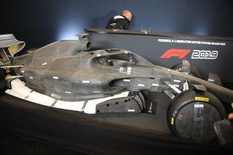 Modelo de reglas de la F1 2021