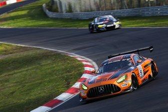 #56 Mercedes-AMG GT 3: Christian Hohenadel, Maximilian Buhk, Maximilian Götz