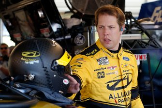 Brad Keselowski, Team Penske, Ford Mustang Alliance Parts