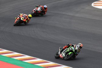 Jonathan Rea, Kawasaki Racing Team, Alvaro Bautista, Aruba.it Racing-Ducati Team, Toprak Razgatlioglu, Turkish Puccetti Racing