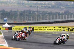 Leandro Mercado, Orelac Racing Teamm, Leon Camier, Honda WSBK Team
