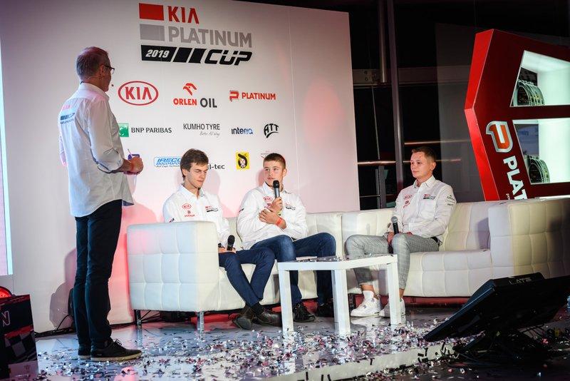 KIA Platinum Cup 2019, gala na zakończenie sezonu, Monza