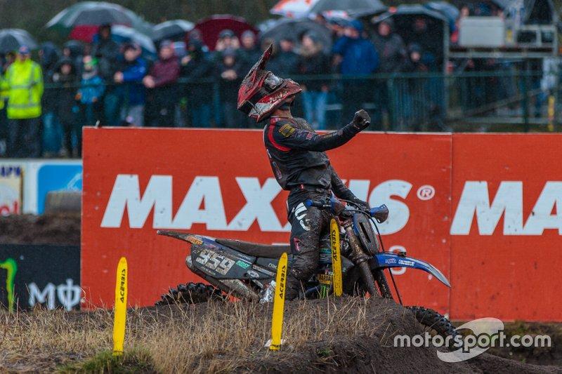 Maxime Renaux, Yamaha