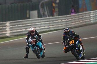 Xavi Vierge, SIC Racing Team, Luca Marini, Sky Racing Team VR46