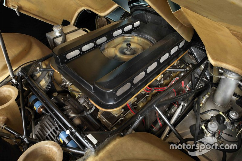 1970 Porsche 917 K Engine