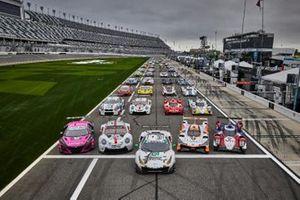 Rolex 24 Daytona Field
