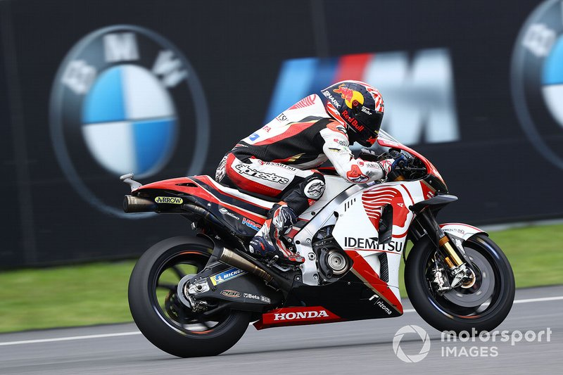 18 - Johann Zarco, Team LCR Honda