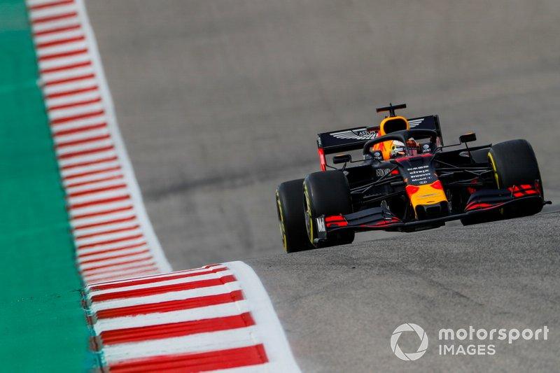 Max Verstappen - Q1