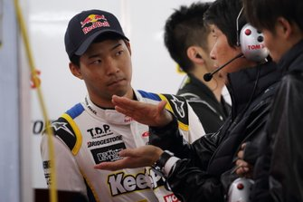 平川亮(#37 KeePer TOM'S LC500)