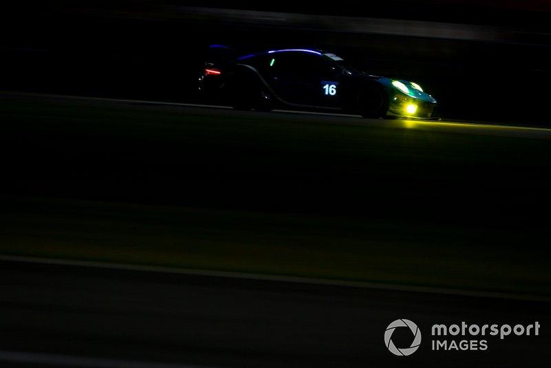 #16 Wright Motorsports Porsche 911 GT3 R, GTD: Ryan Hardwick, Patrick Long, Klaus Bachler, Anthony Imperato