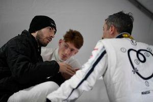 #23 Heart Of Racing Team Aston Martin Vantage GT3, GTD: Roman De Angelis, Ian James, Alex Riberas