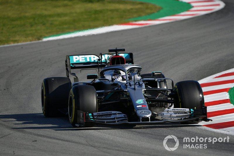Mercedes: Lewis Hamilton y Valtteri Bottas acaban contrato en 2020