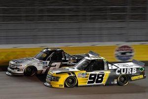 Sheldon Creed, GMS Racing, Chevrolet Silverado Chevy.com /Trench Shoring, Ben Rhodes, ThorSport Racing, Ford F-150