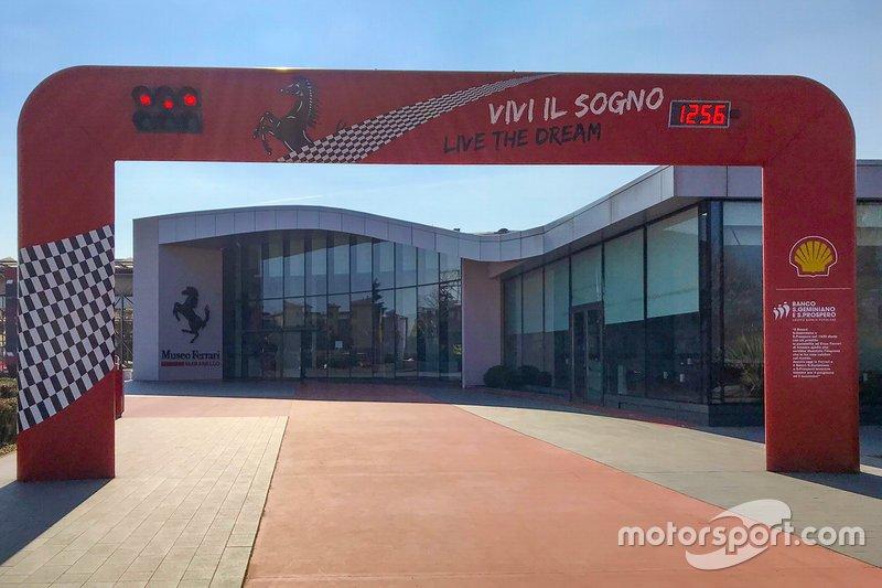Ferrari tuvo que cerrar sus museos en Modena y Maranello por petición del gobierno de la región