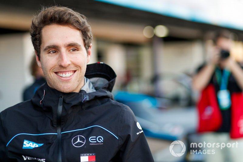 Daniel Juncadella, Mercedes Benz EQ