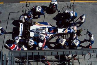 Жак Вильнев, Williams FW18 Renault