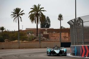 Sacha Fenestraz, Rookie Test Driver for Panasonic Jaguar Racing, Jaguar I-Type 4
