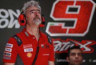 Gigi Gigi Dall'Igna, Ducati Team General Manager