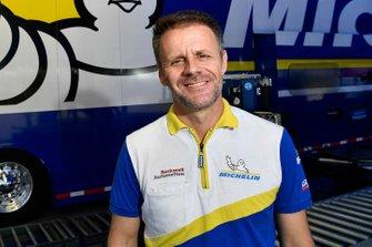 Tony Menard, Director of Motorsport, Michelin North America