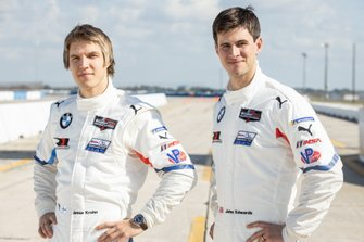 Jesse Krohn, John Edwards, BMW Team RLL