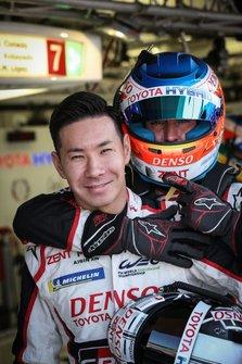 #7 Toyota Gazoo Racing Toyota TS050 - Hybrid: Kamui Kobayashi, Jose Maria Lopez