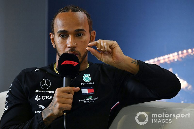 #1: Lewis Hamilton (Mercedes) - 24,2 Millionen Follower
