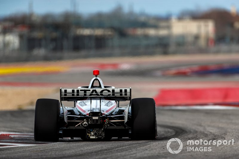 Оливер Эскью, Arrow McLaren SP Chevrolet