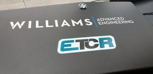 Williams Advanced Engineering ETCR Battery