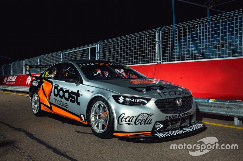 James Courtney, Team Sydney's 2020 livery