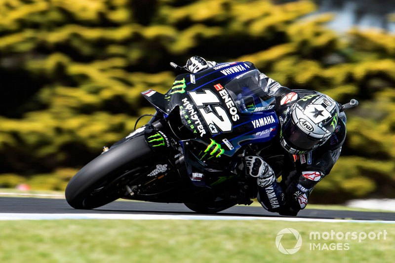 1º Maverick Vinales, Yamaha Factory Racing