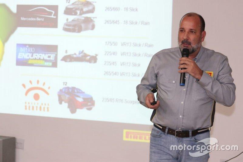 Fabio Magliano, gerente de produtos para a América Latina