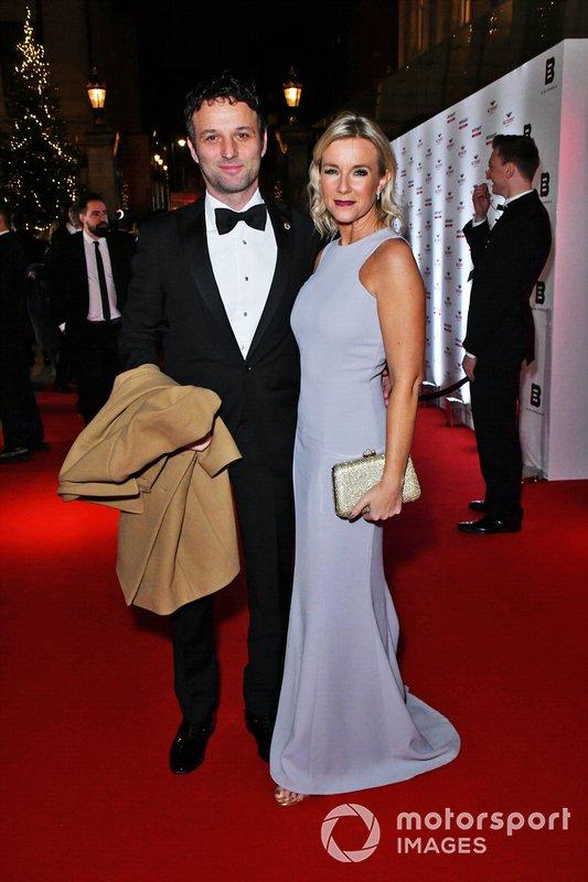 Darren y Katie Turner