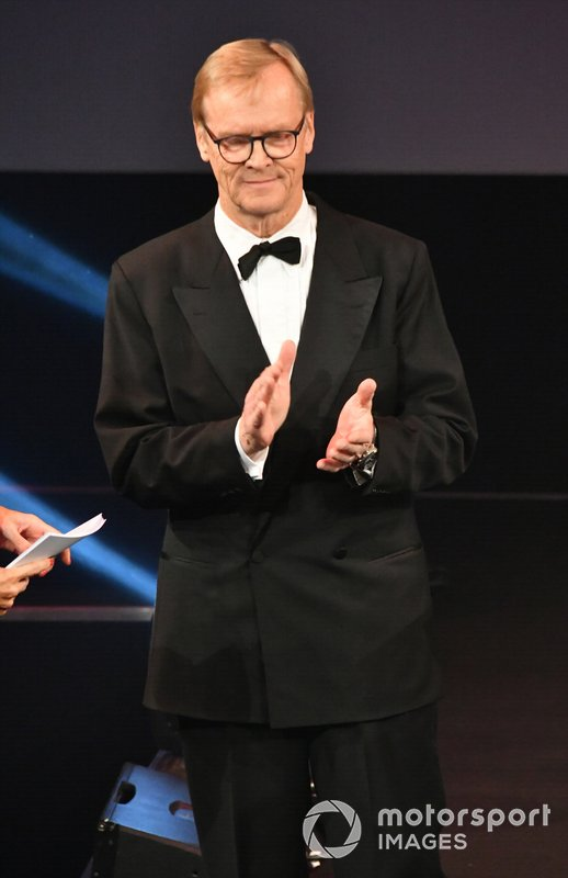 Ari Vatanen sul palco