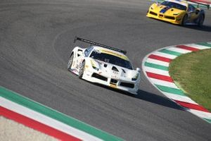 #525 Ferrari 488 Challenge, Forza Motor Korea: Jay Park