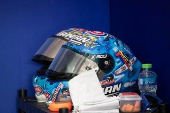 Marco Melandri, GRT Yamaha WorldSBK helmen