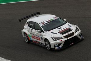Eric Scalvini, Scuderia del Girasole by Cupra Racing, Cupra TCR DSG