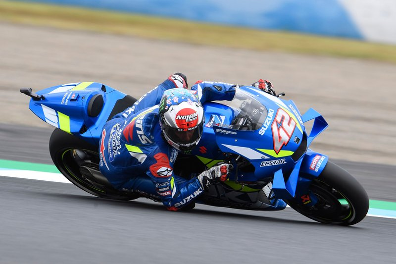 Alex Rins - GP de Japón